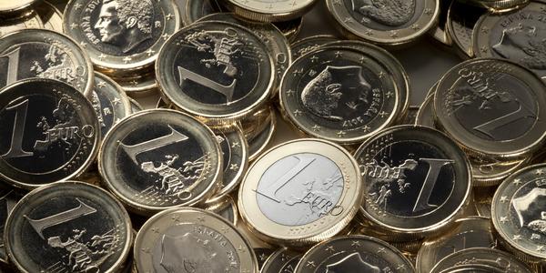 Muntstukken van 1 euro