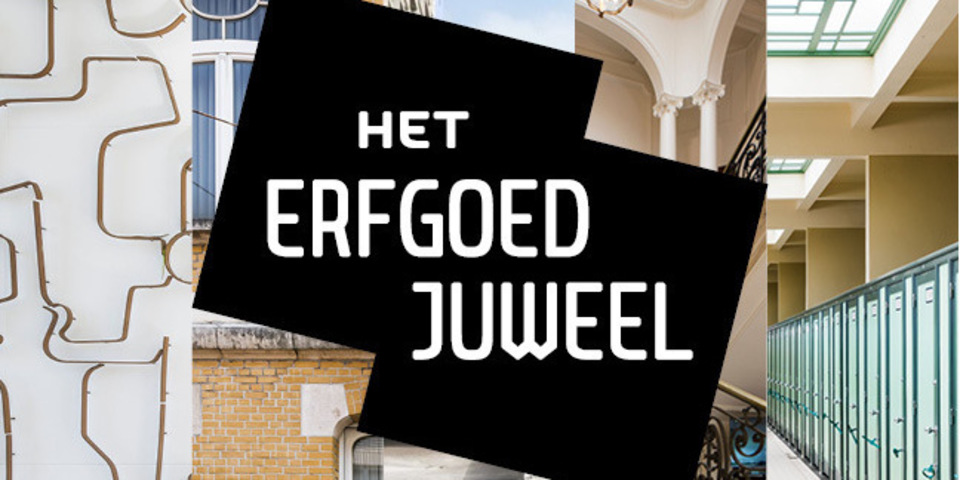 Het Erfgoedjuweel, de monumentenprijs stad Antwerpen 2021