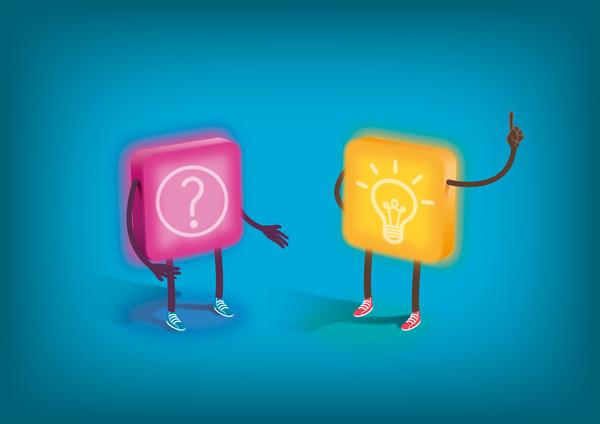 Apps from Antwerp, twee app-icoontjes in gesprek