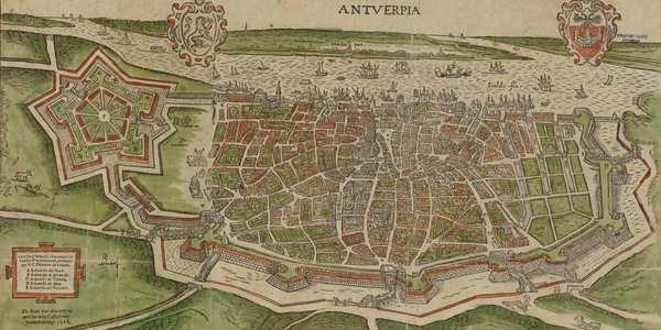 Antwerpen in de 16de eeuw