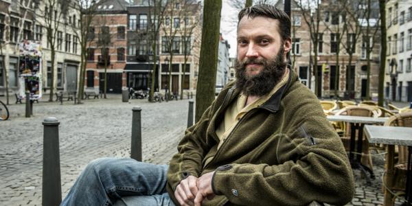 Expo Schoon Volk - Alex vertelt over zijn baard
