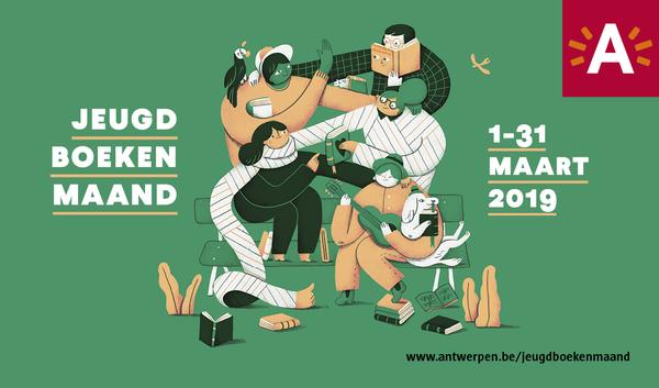 Jeugdboekenmaand Antwerpen | Thema: Vriendschap
