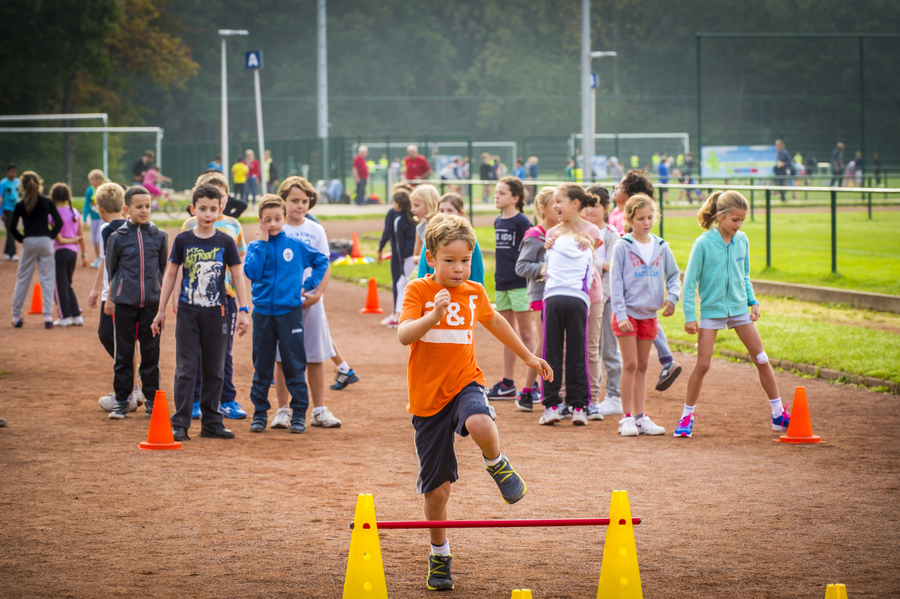 Sportpark Het Rooi: een plek voor sport en spel voor jong en oud.