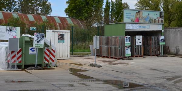 recyclagepark Zandvliet