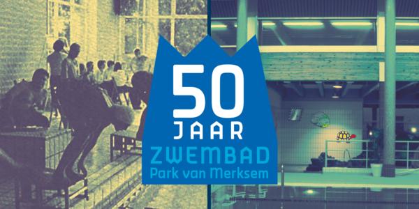 Campagnebeeld 50 jaar Park van Merksem