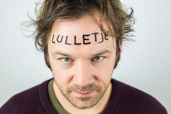 Portret theatermaker Johan Petit