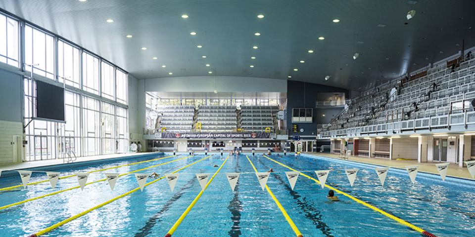 Olympisch Zwemcentrum Wezenberg