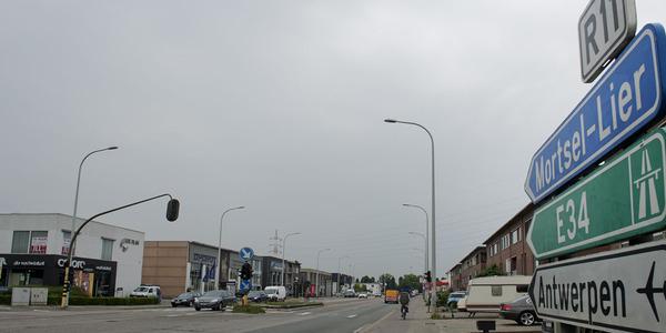 Heraanleg zal kruispunt Autolei met Draaiboomstraat (Wommelgem)
