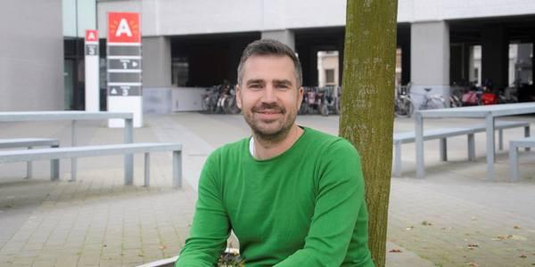 Didier Vermeir vertelt over zijn job als hoofdaankoper bij de Gemeenschappelijke Aankoopcentrale.