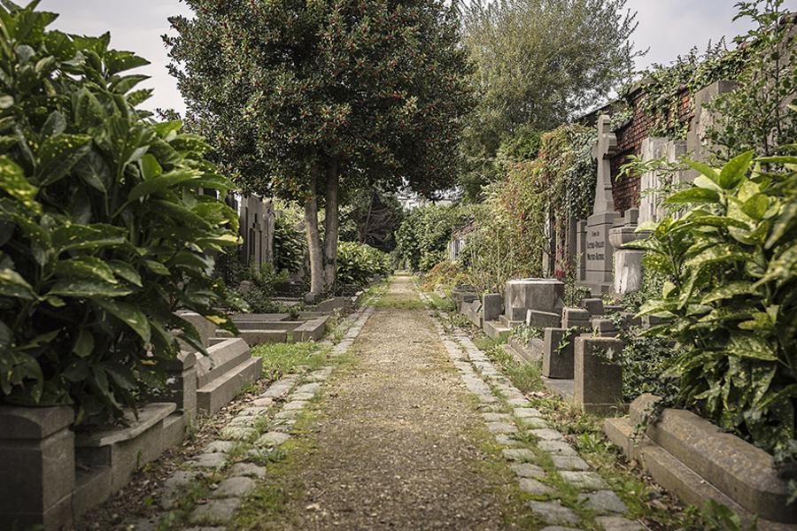 Begraafplaats Sint-Fredegandus