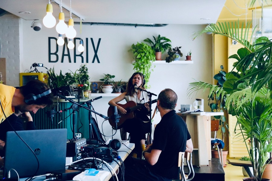 Radio Rix live