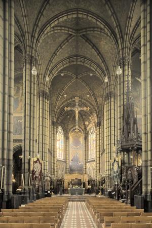 Interieur Sint-Joris Kerk