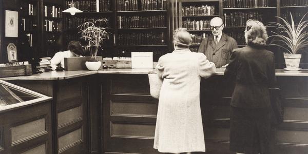 Openbare bibliotheek - Sint-Andriesplaats 1947