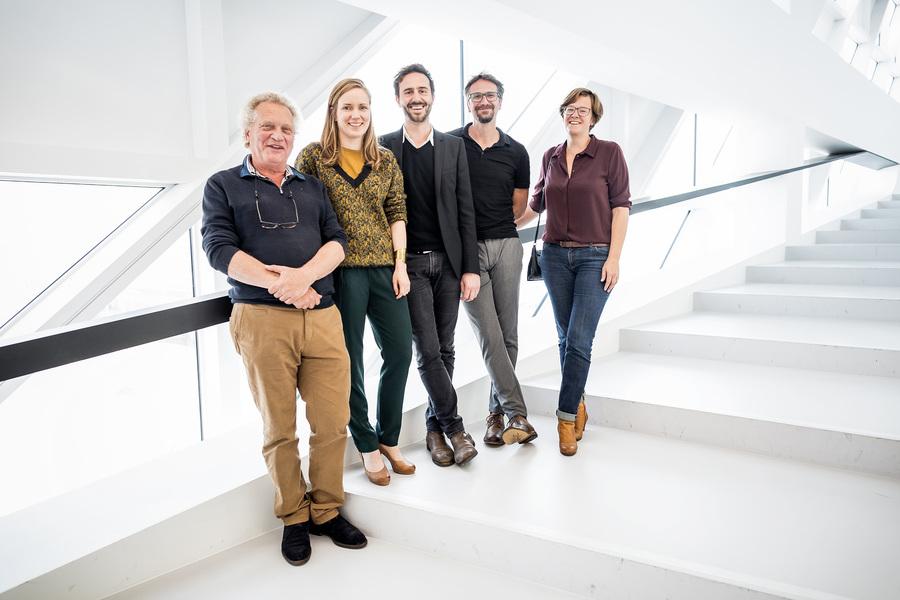 Dit zijn de winnaars van Het Schoonste Gebouw 2017: Architectenwoning Walter Van den Broeck en De Roma.