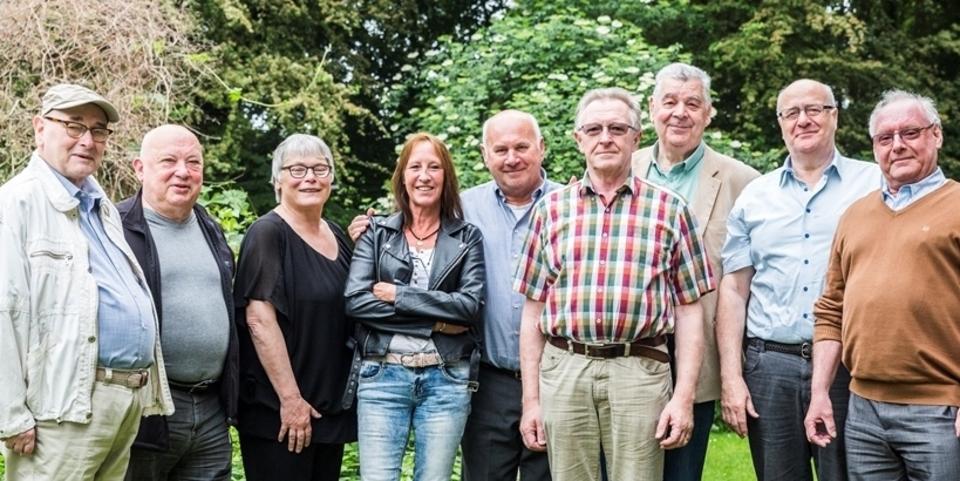 Leden van de Wilrijkse Adviesraad voor Senioren