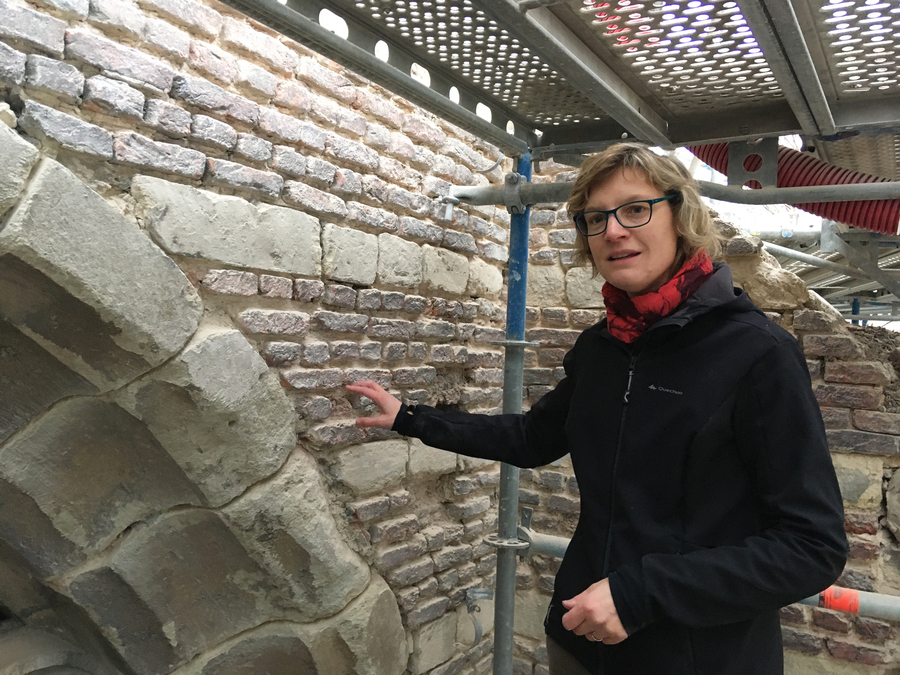 Eva Stoppie van MAAT_WERK Architecten