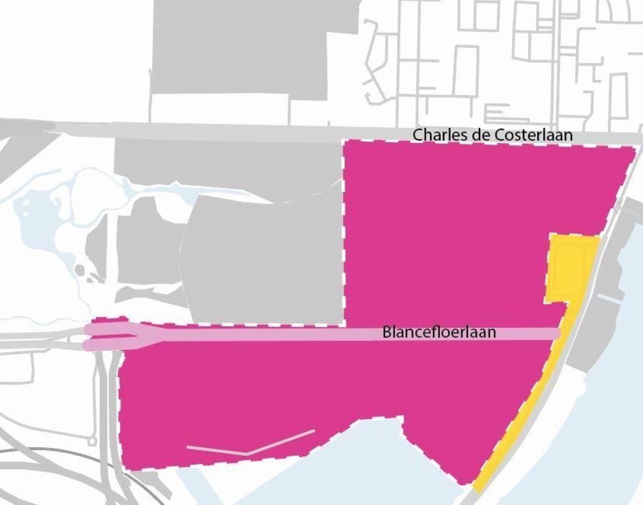 Uitbreiding in Linkeroever vanaf midden 2022