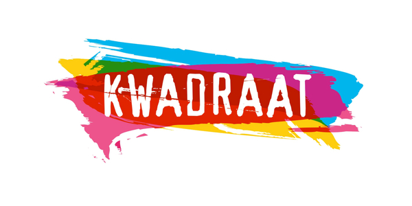 Het logo van Kwadraat.