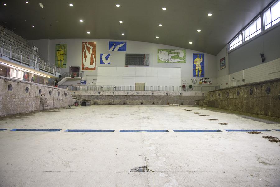 renovatie zwembad Wezenberg