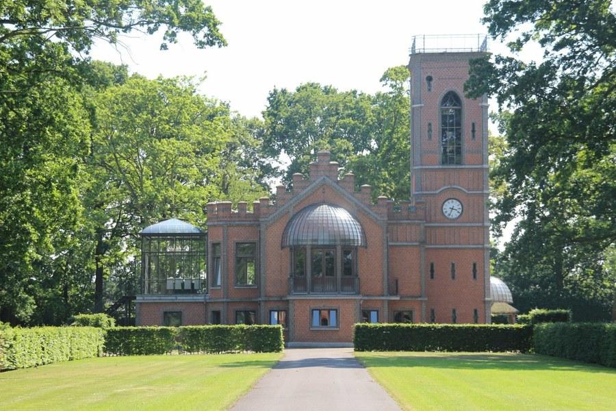 Landgoed Hof Kums-Van der Elst na restauratie. Conterscherp 54. 2015.