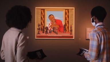 Bezoek de expo '100 x Congo' in het MAS