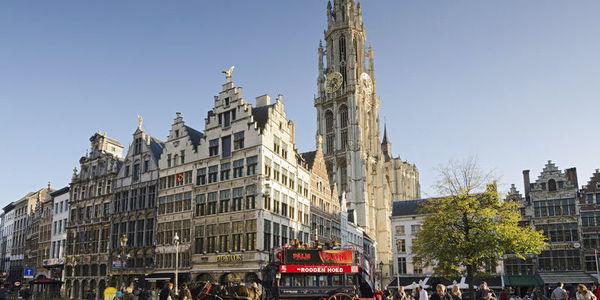 Kathedraal en Grote Markt