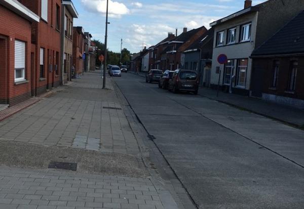 Voetpaden Putsebaan in Zandvliet