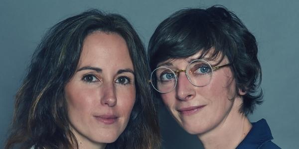 Seksuologe Mieke Mievis en journaliste Hilde Martinez