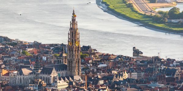 kathedraaltoren Antwerpen