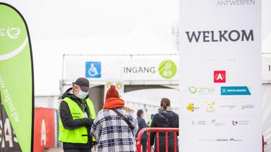 Vaccinatiereservelijst QVAX nog niet in Antwerpen
