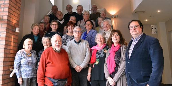 Leden van de seniorenraad