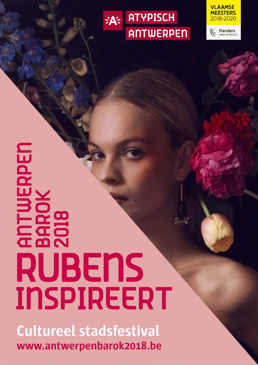 Campagne 'Antwerpen Barok 2018 - Rubens inspireert'