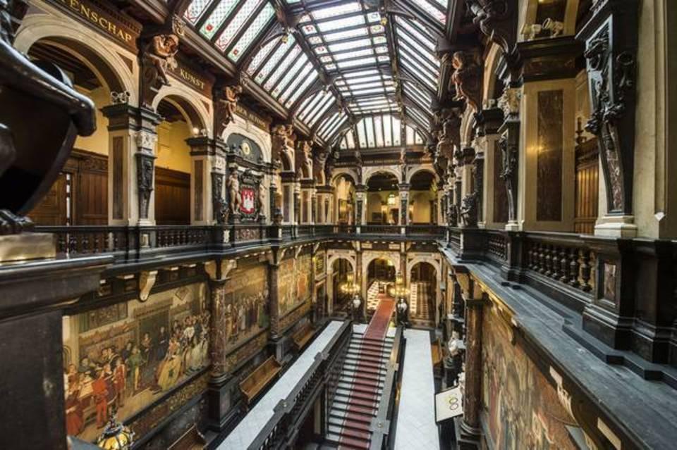De eretrapzaal | Info | Antwerpen.be
