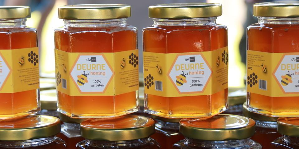 Deurnse honing exclusief te koop tijdens Deurne Koerst!
