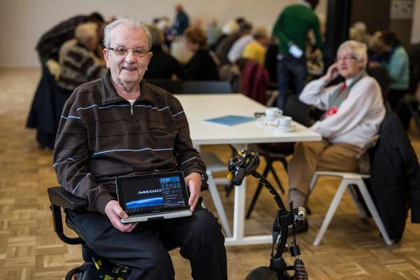Cursus gebruik tablet voor senioren