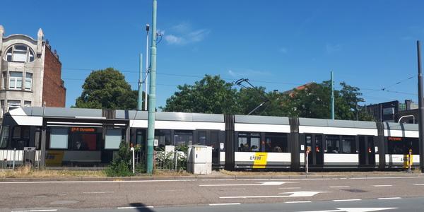 tramhalte Groenendaallaan