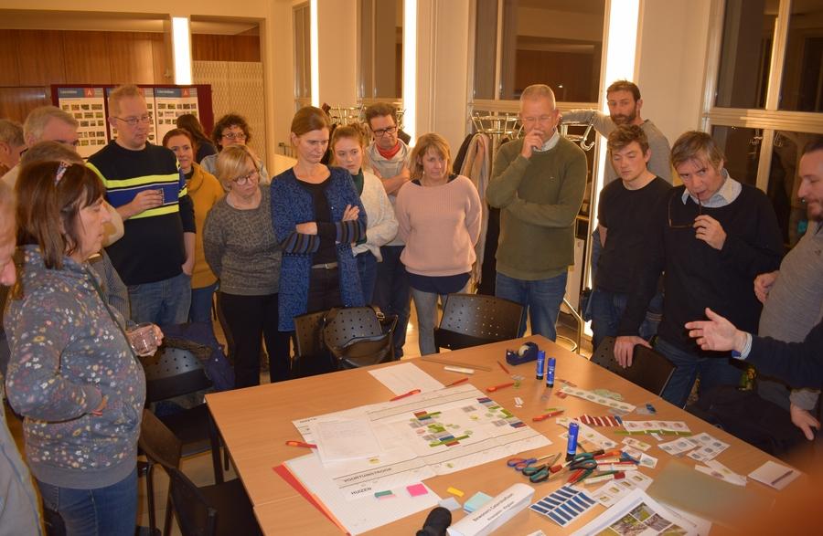 Workshop 27 januari - presentatie ontwerp