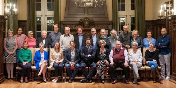 De Wilrijkse districtsraad dd. 1 oktober 2015