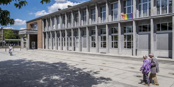 districtshuis van Merksem