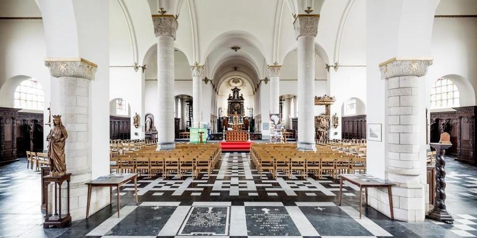 Interieur Sint-Bartholomeuskerk