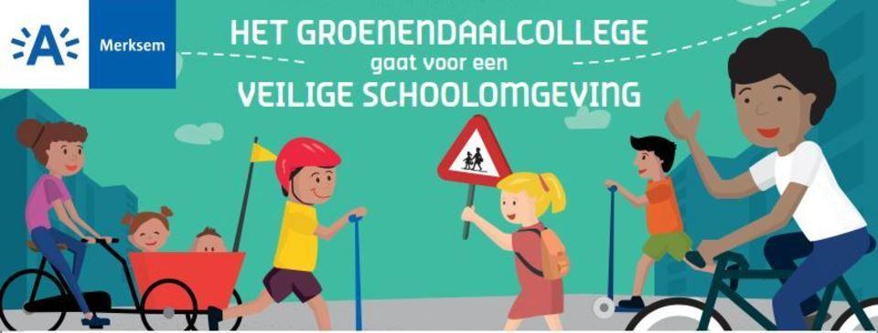 Veilige schoolomgeving Groenendaalcollege