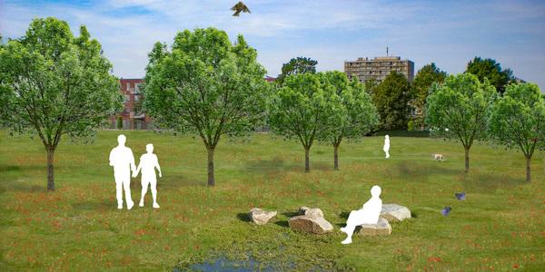 Toekomstbeeld Groenplan Deurne