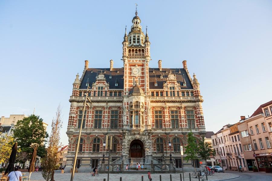 Districtshuis Borgerhout