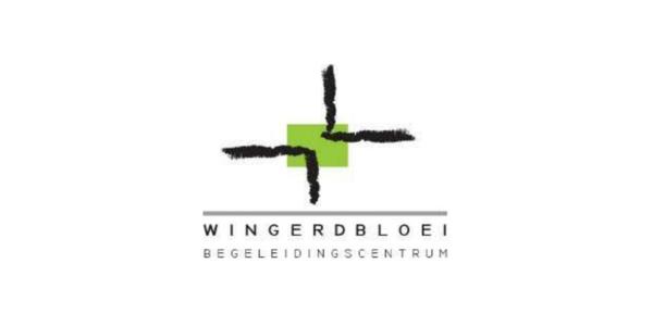 Het logo van Wingerdbloei.
