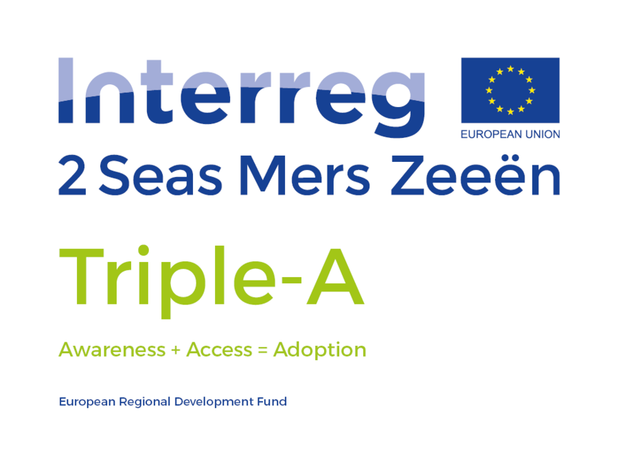Logo Interreg Triple A