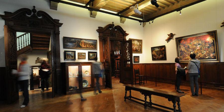 Exporuimte Museum Mayer van den bergh