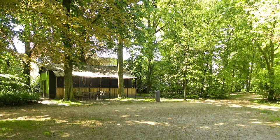 zomerbar en buurthuis Te Boelaerpark