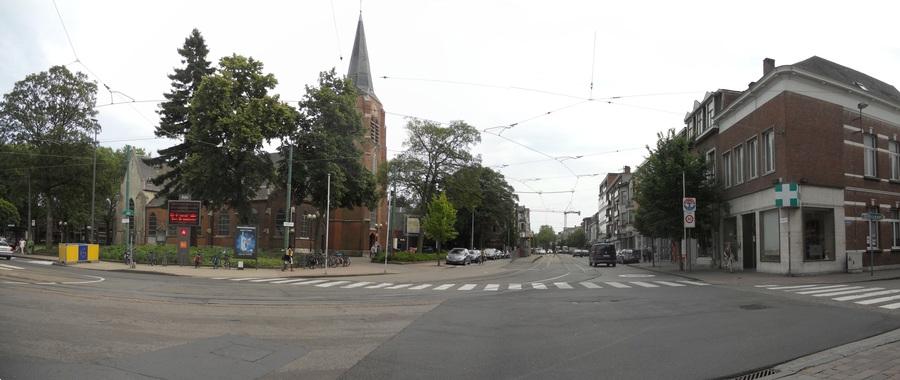 Omgeving kerk (september 2015)