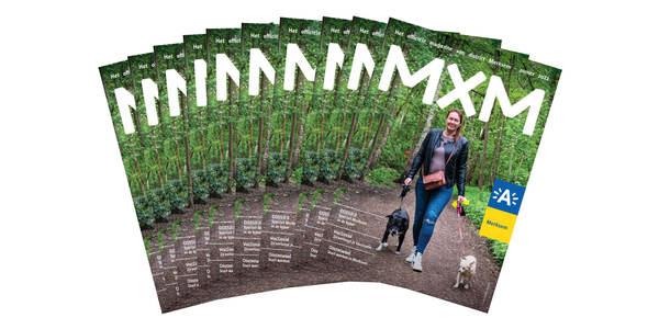 cover van magazine MXM