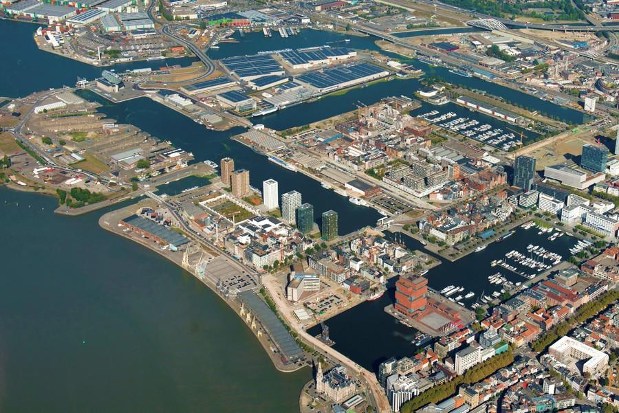Stadshaven Antwerpen